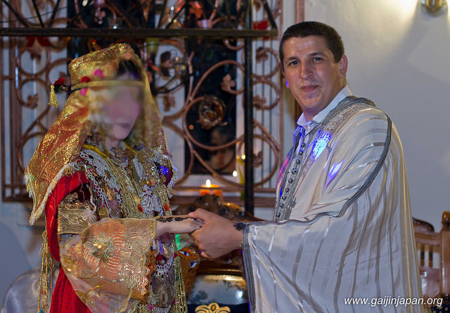 Très mariage tunisien traditionnel en tunisie (4) | Un Gaijin au Japon JY73