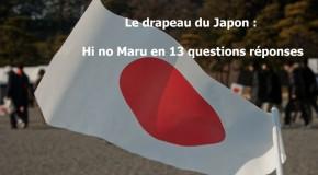 Drapeau du Japon : Hi no Maru en 13 questions réponses