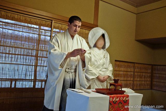 Mariage Japonais Déroulement Et Fonctionnement Un Gaijin