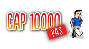 Cap 10000 pas au Japon, mon nouveau défi