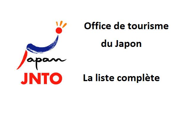 office de tourisme japon