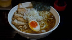 Naritaya, Ramen Halal à Tokyo