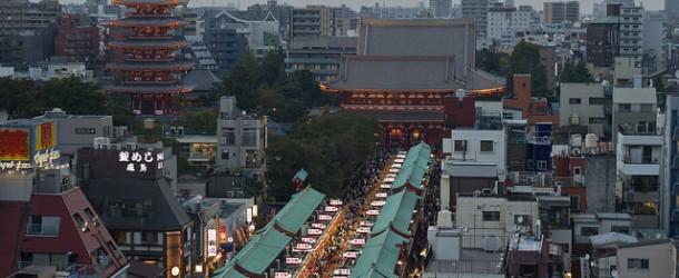 Senso-ji le temple à Asakusa, un incontournable