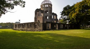 Genbaku dome Hiroshima, le symbole de la paix