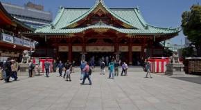 Kanda Myojin, le sanctuaire shinto et les Geek / Otaku