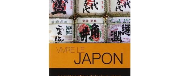 Vivre le Japon, le livre de Jean-Paul Porret