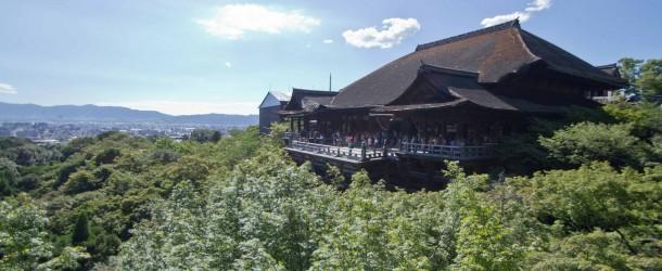 Kiyomizu-dera, le temple de l'eau pure