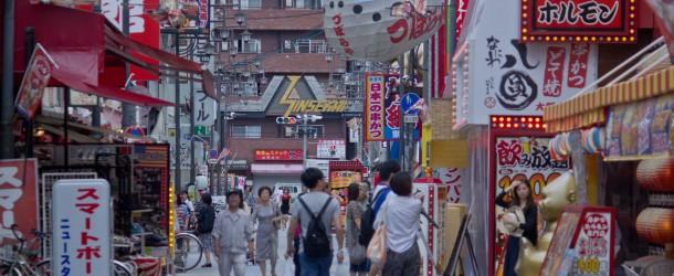 Shinsekai, le nouveau monde d'Osaka