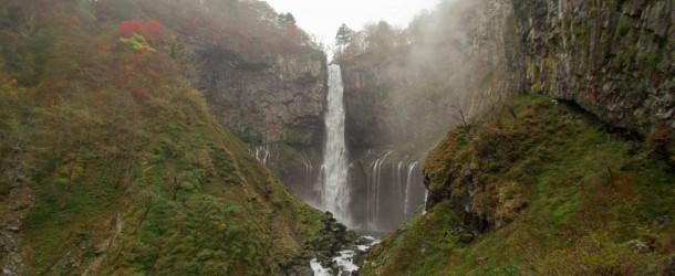 Kegon no taki, la plus belle cascade de Nikko