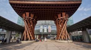 Gare de Kanazawa, porte d'entrée sur la ville