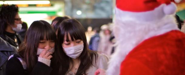 Joyeux Noël en japonais, comment l'exprimer