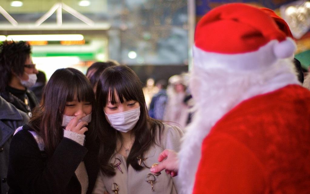 Joyeux Noël En Japonais Comment Lexprimer Un Gaijin Au Japon
