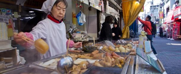 Sunamachi Ginza, plongée historique dans un quartier commerçant
