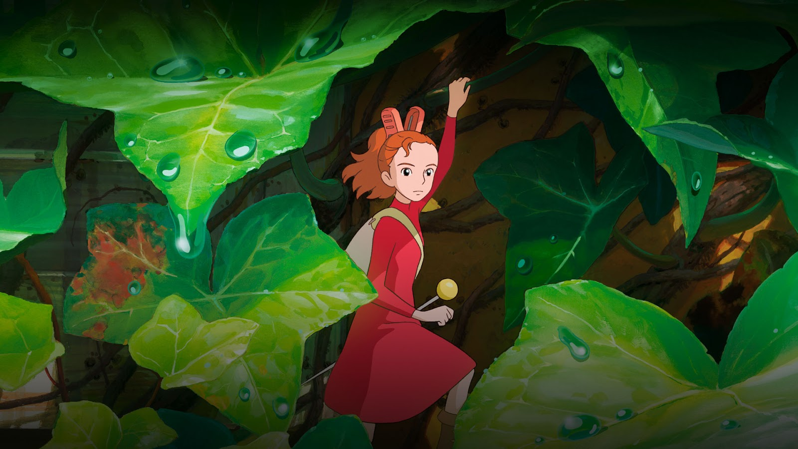arrietty le petit monde des chapardeurs un gaijin au japon. Black Bedroom Furniture Sets. Home Design Ideas