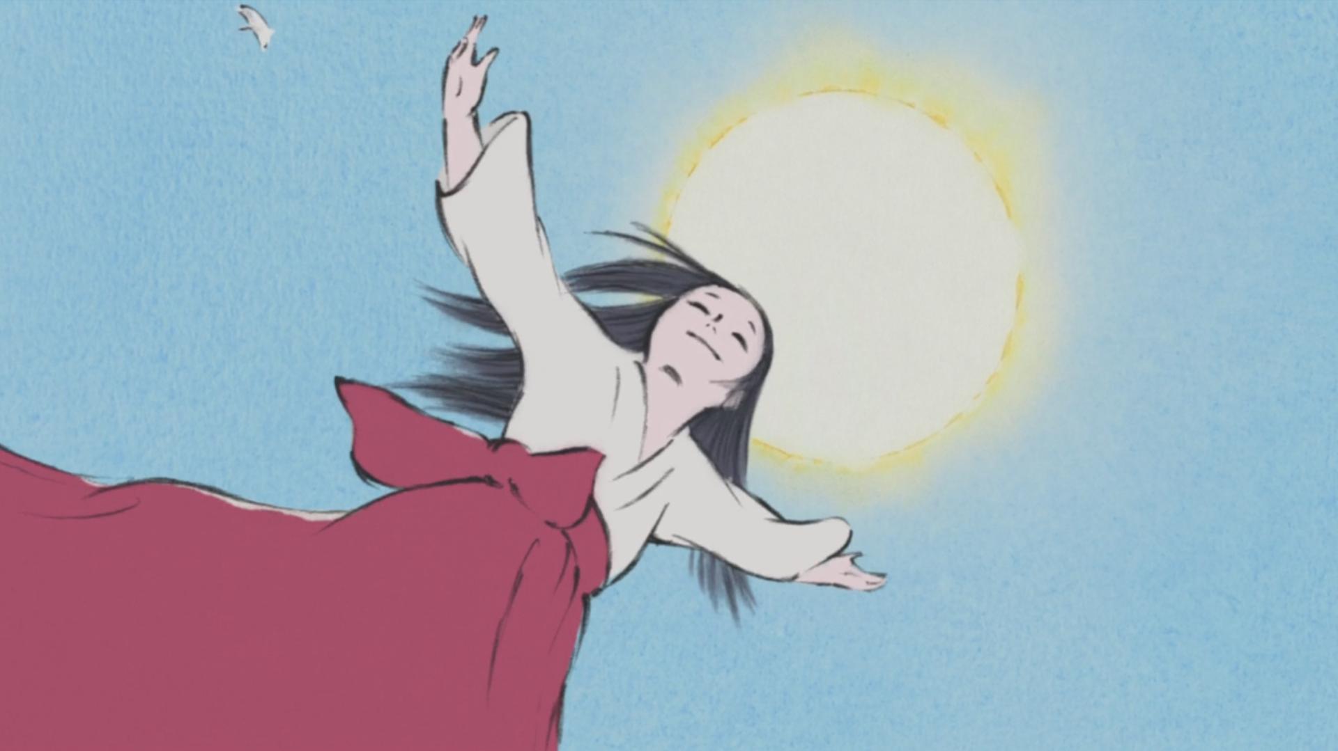 Le Conte De La Princesse Kaguya Un Gaijin Au Japon