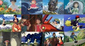 Filmographie du studio Ghibli