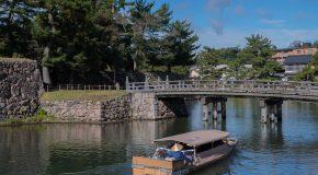 Croisière Horikawa, Matsue au fil de l'eau