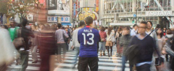 Il y a 6 ans «Un Gaijin au Japon» naissait à Los Angeles!