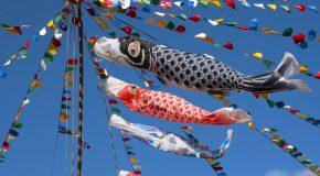 Kodomo no hi, la fête des enfants au Japon