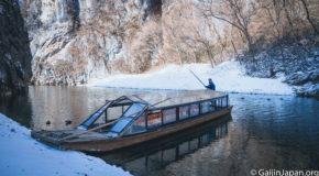 Geibikei, les sublimes gorges à Iwate