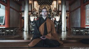 Motsuji, le temple au cerf blanc