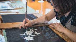 Aoyagi Kimono à Tokamachi, des produits fait main