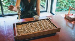 Hegi Soba, les nouilles de Niigata