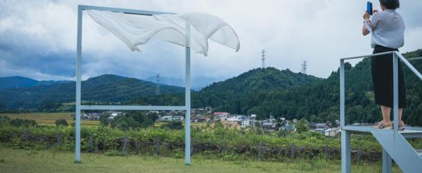 Triennale d'Echigo Tsumari, l'art contemporain fait son show