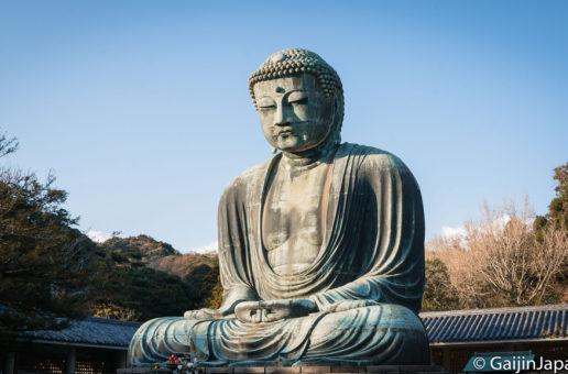 Kotoku-in et le grand Bouddha de Kamakura