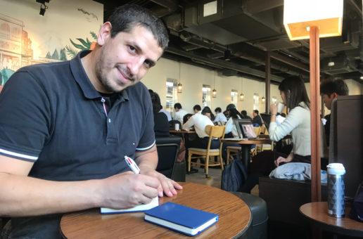 Mon travail au Japon
