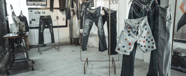 Betty Smith Jeans Museum & Village à Kojima