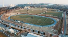 J-village, le grand centre d'entrainement pour le foot au Japon