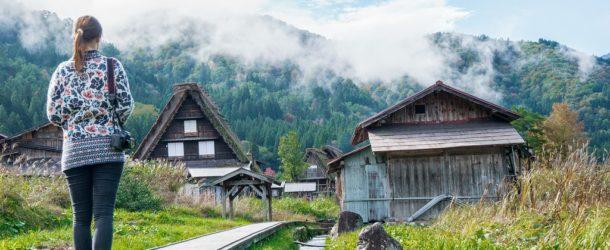 Balade dans le centre du Japon